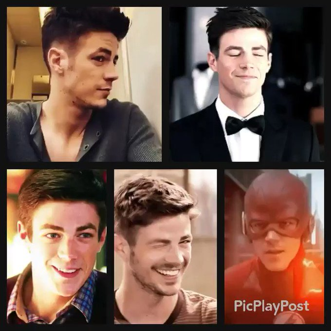 Happy Birthday Grant Gustin Best wishes we love you