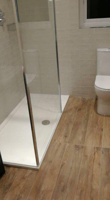 Bathroom recently completed north Dublin .. #interior_design #bathrooms #LoveIsIand