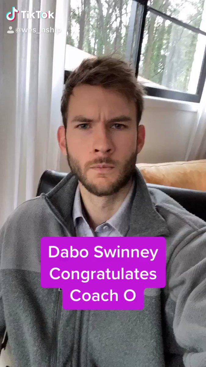 Dabo Swinney congratulates Ed Orgeron 📞 #NationalChampionship #GeauxTigers