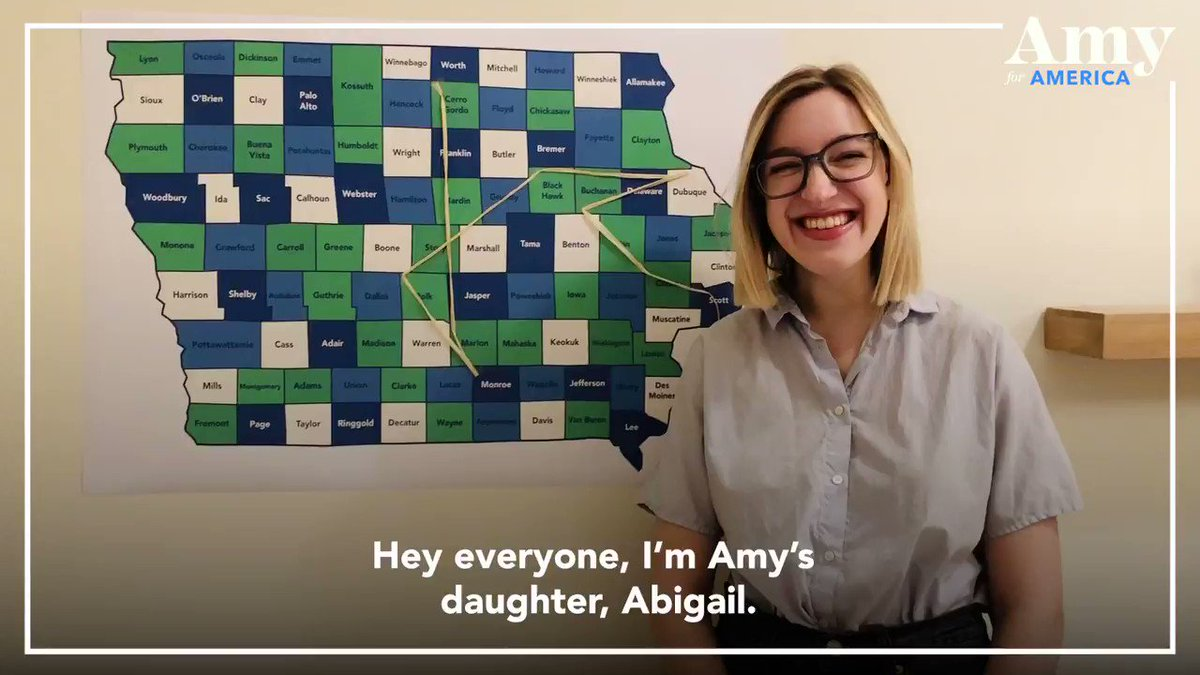 Thanks Abigail! Looking forward to the debate tonight!