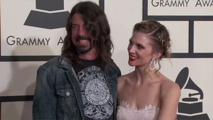 Happy Birthday, Dave Grohl!   David Eric Grohl turns 51 years old today!
