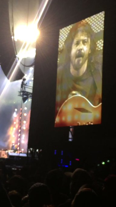 Happy Bday Dave Grohl! Ugh the memories
