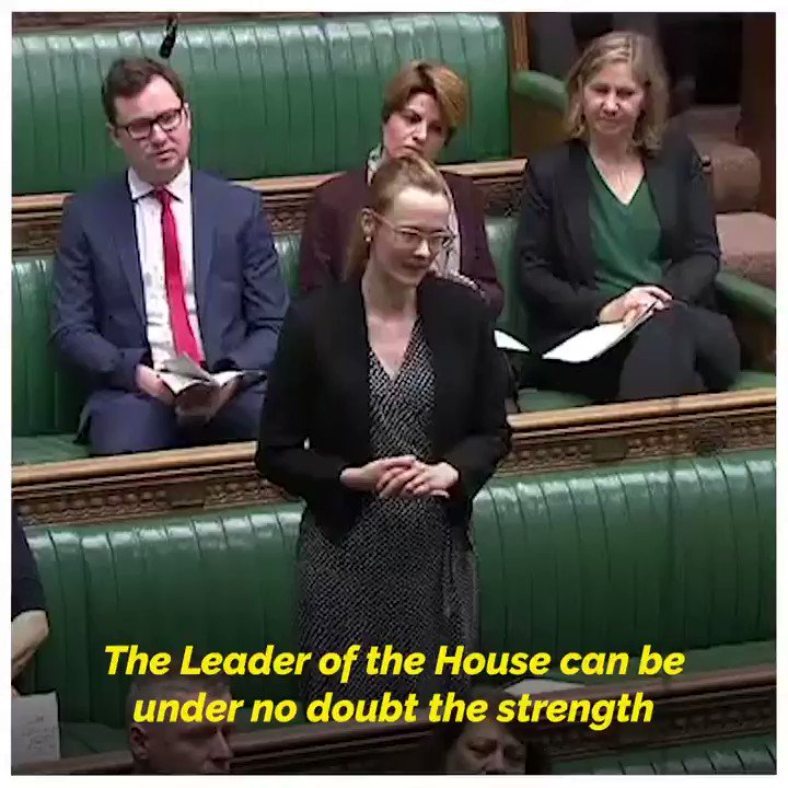 🗣️ The governments £500 million Beeching Reversal Fund will restore rail lines and stations axed in the 1960s. In Business Questions, Cat Smith MP asked the Leader of the House for a debate on railway infrastructure 👇 @CatSmithMP | @Jacob_Rees_Mogg