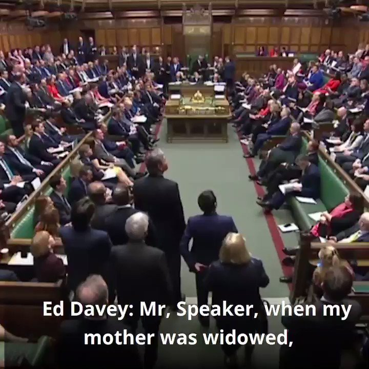 Bereaved families in the UK recieve inadequate support from the government. @EdwardJDavey asked the Prime Minister to meet with him and charities helping such families to discuss how the government can better care for bereaved parents and their children. #PMQs
