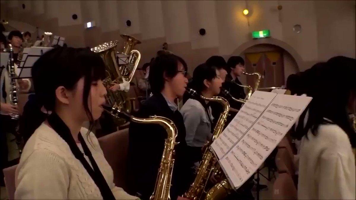 キヨさん(@kiyo_saiore )とか恭一郎さん(@kyouitirou2525 )のBGMを吹奏楽で演奏してみた!ってのもあります!