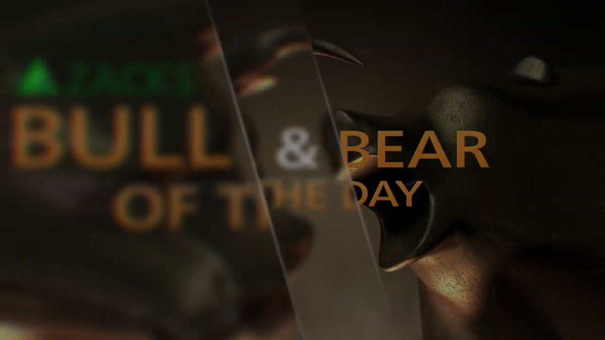 Today's Bull and Bear of the Day are Dick's Sporting Goods $DKS, and Canada Goose $GOOS. For 7-free handpicked stocks, signup here: https://www.zacks.com/bull