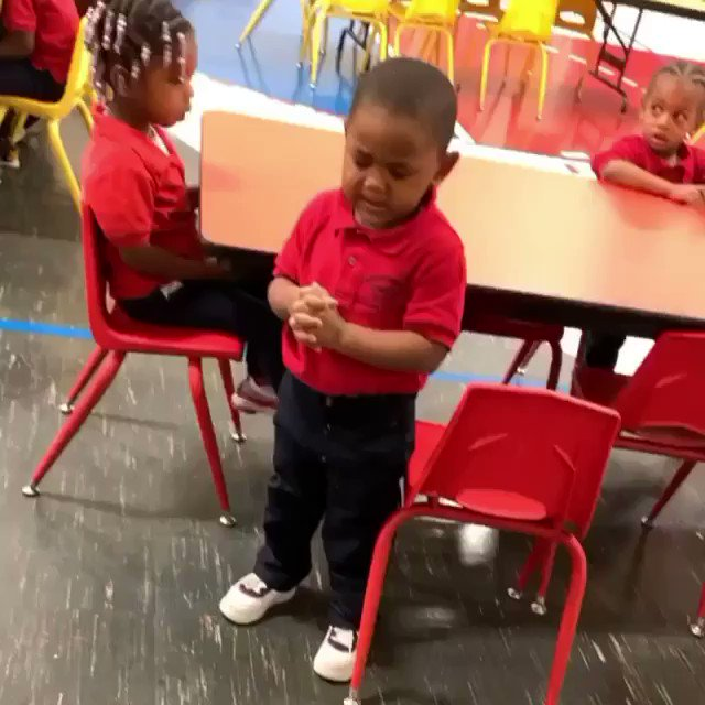 God is Good! This little boy blessing everyone's breakfast is the most amazing video you will see this year. Amen 🙏