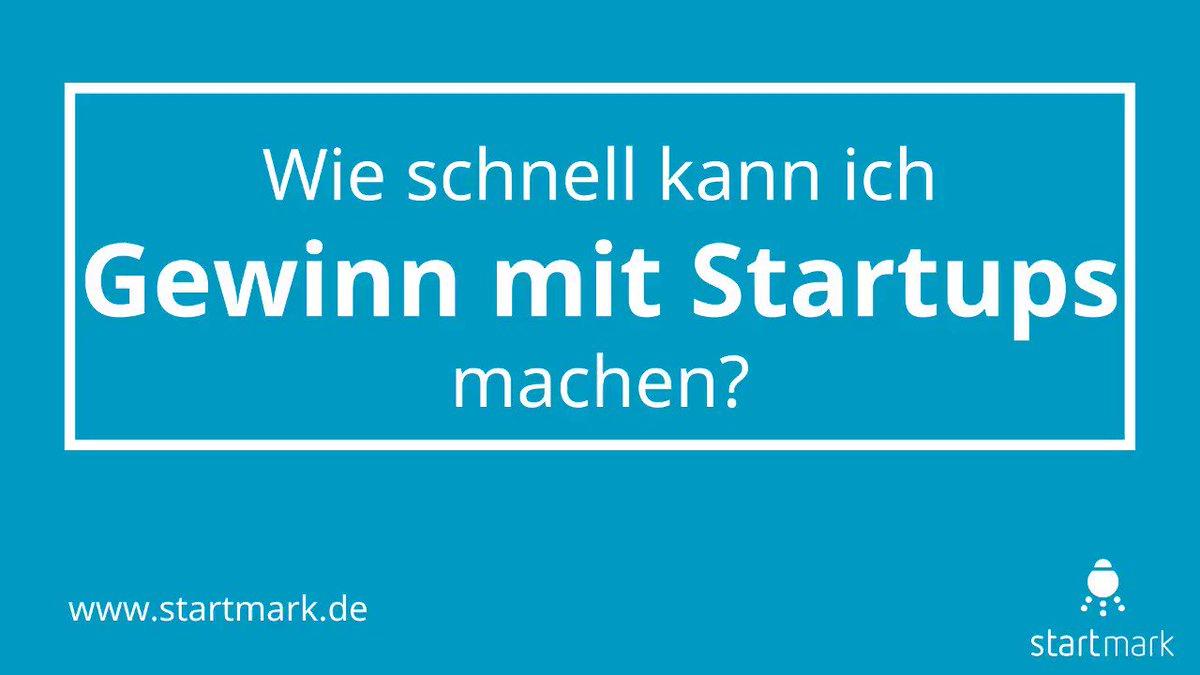Image for the Tweet beginning: Wenn ein #Startup wächst, wächst