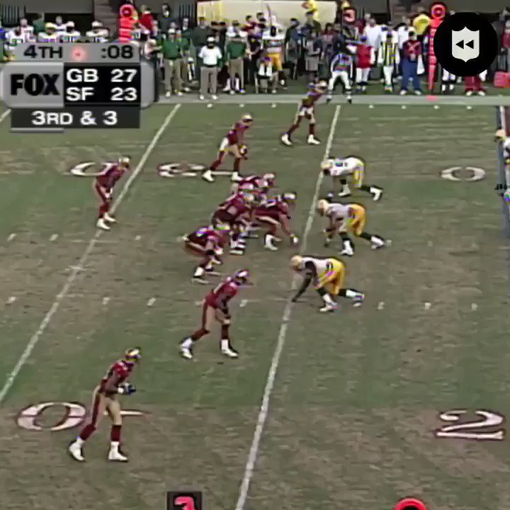 The Catch II. @terrellowens made the games biggest catch when it mattered most. #GoNiners (1998 Wild Card) #GBvsSF: Sunday 6:40pm ET on FOX #NFLPlayoffs