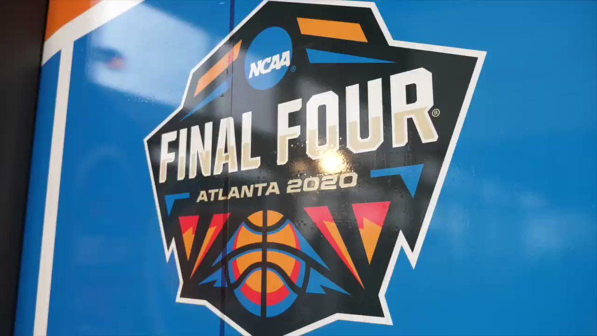 Thank you to @NCAA @FinalFour for recognizing Atlanta as THE city of choice to host world-class sports events. We are ready! #OneAtlanta
