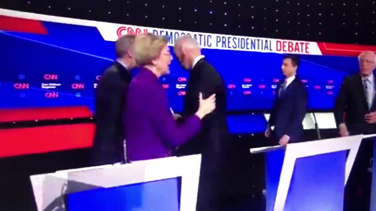 @BernForBernie20's photo on #demdebate