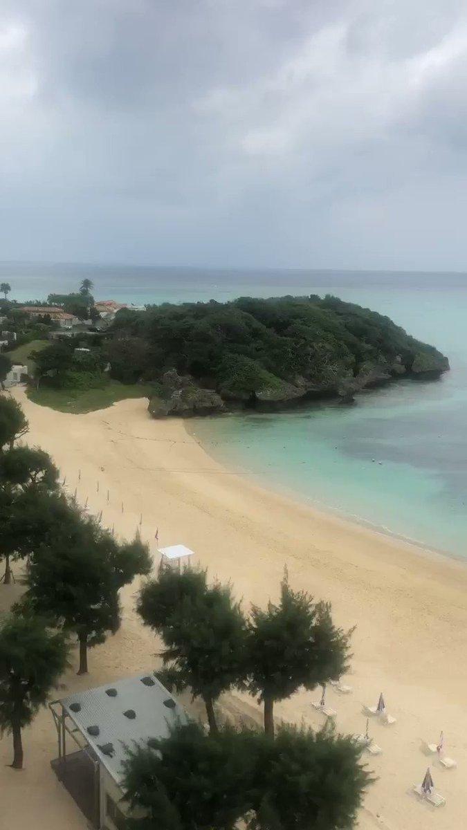 12,3年ぶりの沖縄🙌