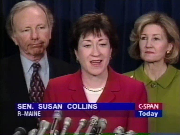 Image for the Tweet beginning: @SenatorCollins What's that #SycophantSusan?  No