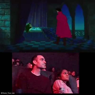 This clip has been going viral globally. This gent apparently hack-animated a disney movie to propose to his childhood sweeetheart.. And I thought I had done a good job 40 yrs ago with my proposal. Now I have an inferiority complex!