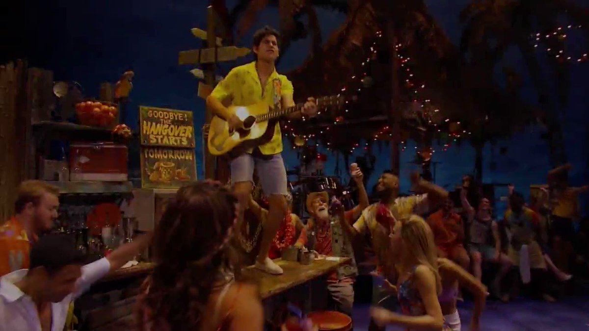Broadway musical ESCAPE TO MARGARITAVILLE coming to LA, Feb. 18 - March 8 at the Dolby. Tickets and margaritas going fast! dolbytheatre.com/broadway-in-ho…