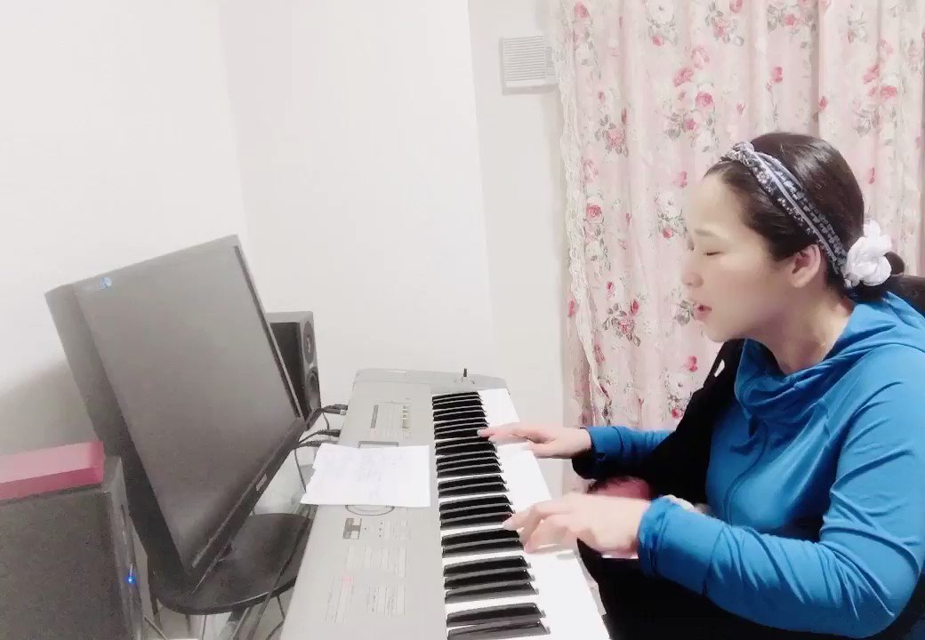 #リハビリ #弾き語り #松任谷由実 氏 #ノーサイド #子持ちシンガー #ブランク ー アメブロを更新しました#世手子#ピアノ弾き語り 再生回数1000いったらフルバージョンyoutubeにのせますー