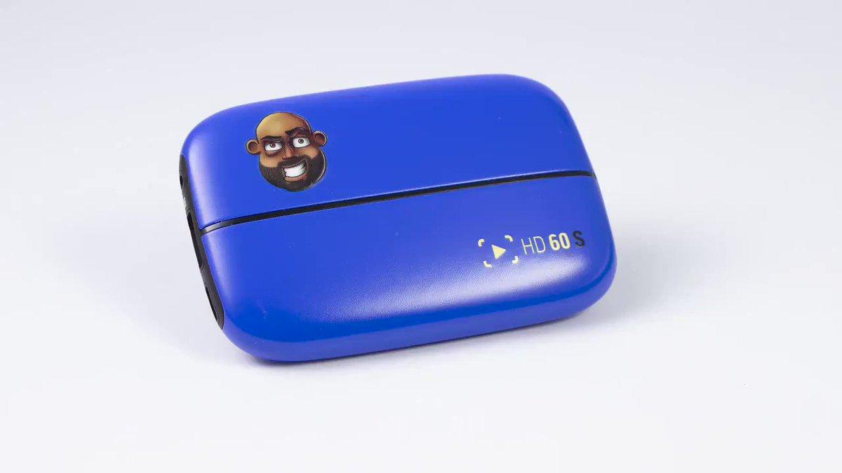 Voici quelques-uns de nos HD60 S personnalisés préférés.  Aux couleurs de quel créateur aimeriez-vous nous voir le prochain ? 🤔