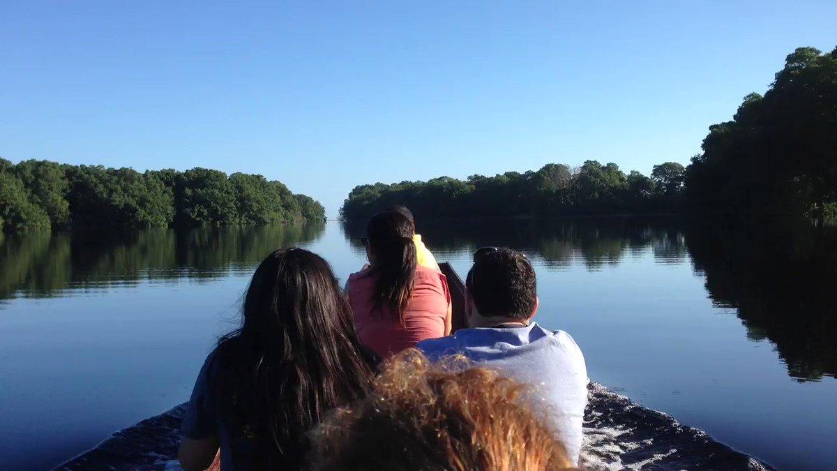 Laguna El Cacao, Atlántida, Honduras #VisitHonduras #HondurasTravel