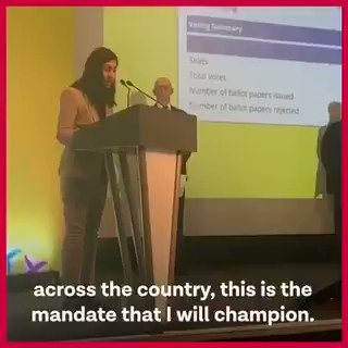 New Labour MP, antiSemite Zarah Sultana basically says that as a Muslim woman, she feels that anyone who votes for the Tories is hard right, hateful, threatening and divisive Demonstrating everything that is vile, bigoted and anti-British about todays Labour Party