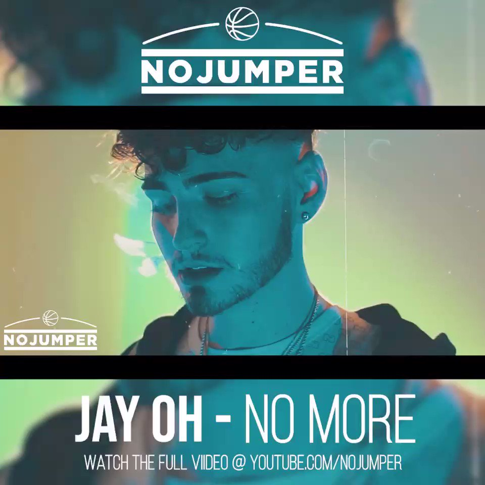 """New @Jayoh3_ """"No More"""" out now!! youtu.be/F62djo-efuI"""