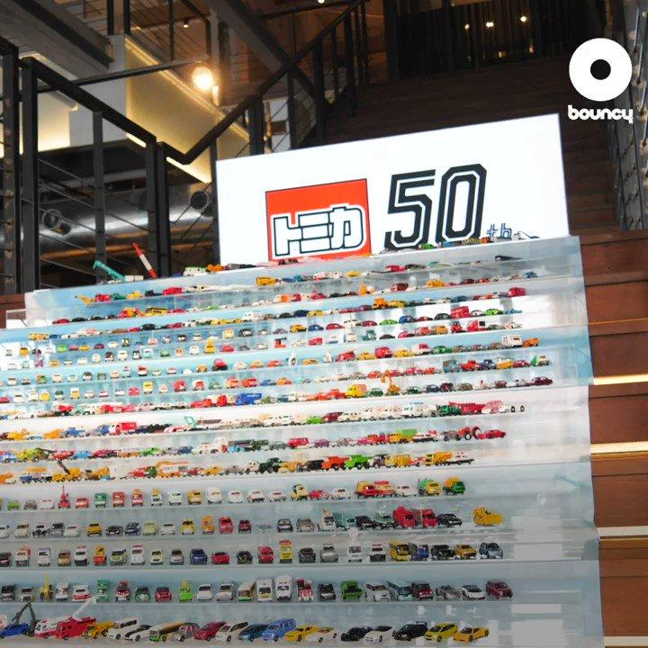 俺たちのトミカ1000台、これが50年の「かっこいい車」だ!  @takaratomytoys詳しくはこちら👉#トミカ #トミカ50周年 #トミカ #トミカ