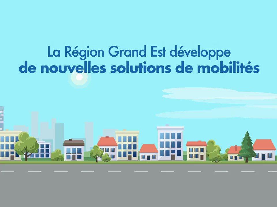 Image for the Tweet beginning: La Région #GrandEst soutient les