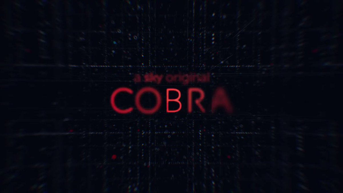 #COBRA is in session.All episodes available now.