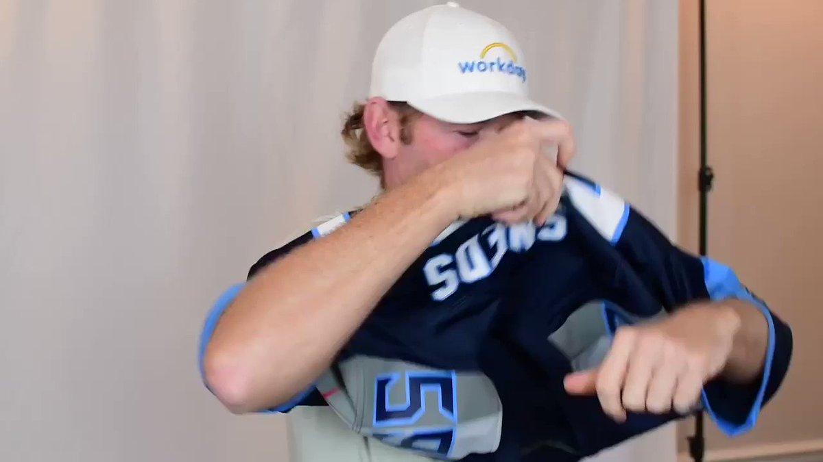 Image for the Tweet beginning: ⚔️🏈  2012 FedExCup champion @BrandtSnedeker has