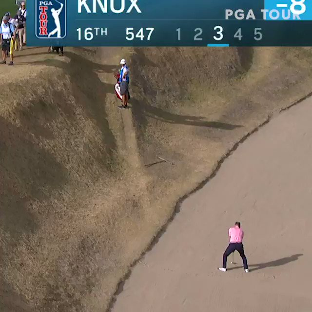 "PGA Tour backstopping controversy returns as Kevin Na yells, ""Hit my ball!"" to playing partner"