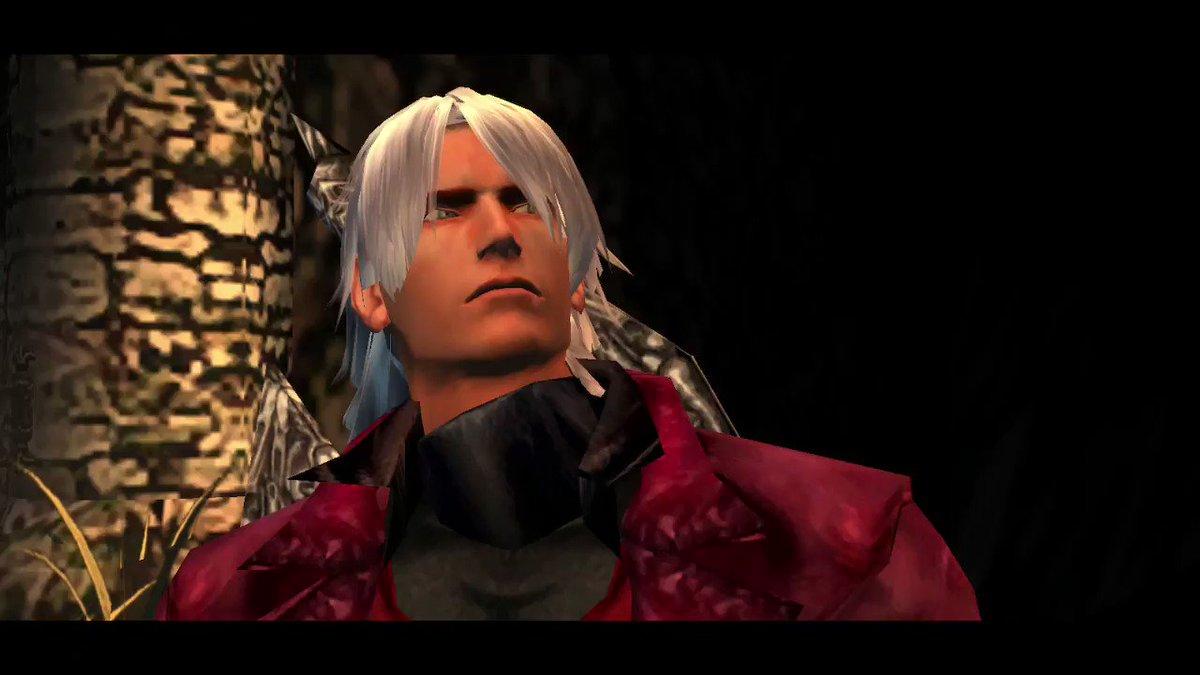 I love how Dante just tells griffon to fuck off #NintendoSwitch pic.twitter.com/7BWvRffvS3