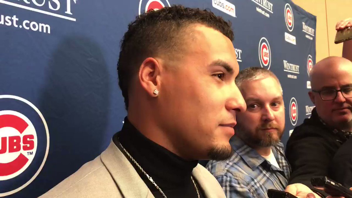 Column: In a game of Cubs survivor, look for Javier Baez to win over Kris Bryant