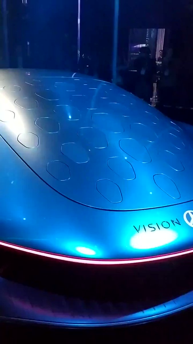 RT @enricomolinari: Mercedes Benz's Avatar-inspired concept Car 👌 TY @intengineering via @enricomolinari #design #ces2020 #marketing #brand #fintech #automotive #AI  @kashthefuturist @DioFavatas @gvalan @DrFerdowsi @junjudapi @avrohomg @fogle_shane @…