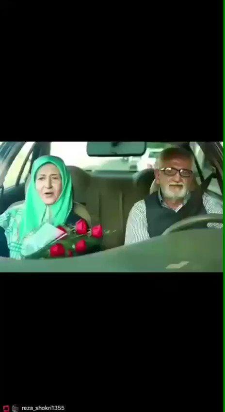 Image for the Tweet beginning: Un cortometraje iraní de un