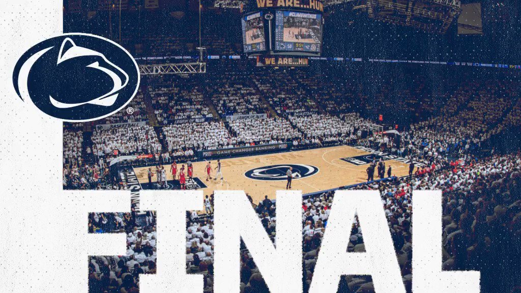 @PennStateMBB's photo on #ClimbWithUs