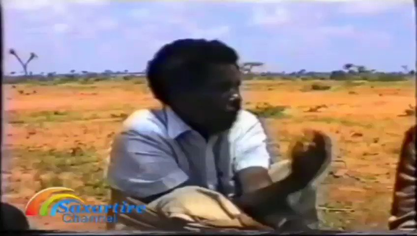 1/2  The late President Of #Somaliland Abdirahman Ahmed Ali Tuur, When the President and the Senate were discussing the unity of JSL and the interest of the country, this past is beautiful and we missed it https://t.co/pfbPrM3b6J