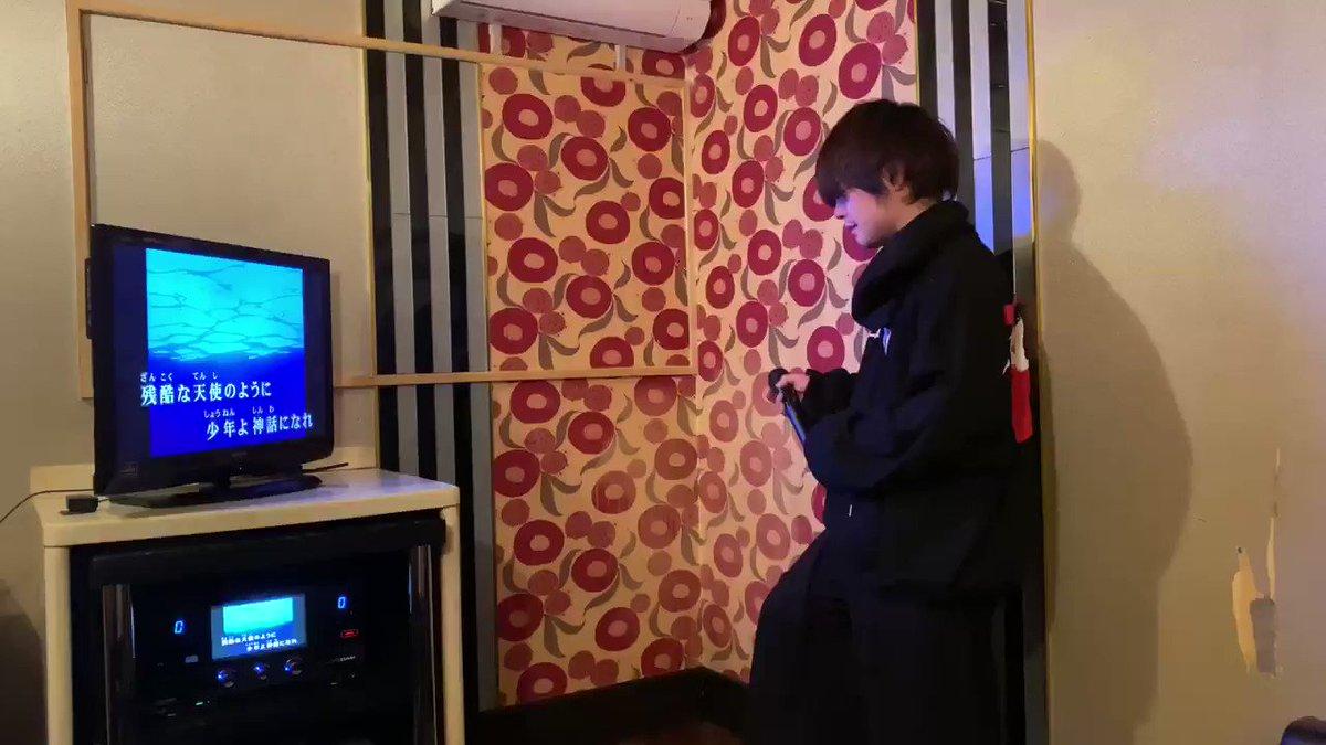 残酷な天使のテーゼ / 高橋洋子男が原曲キーで歌ってみた