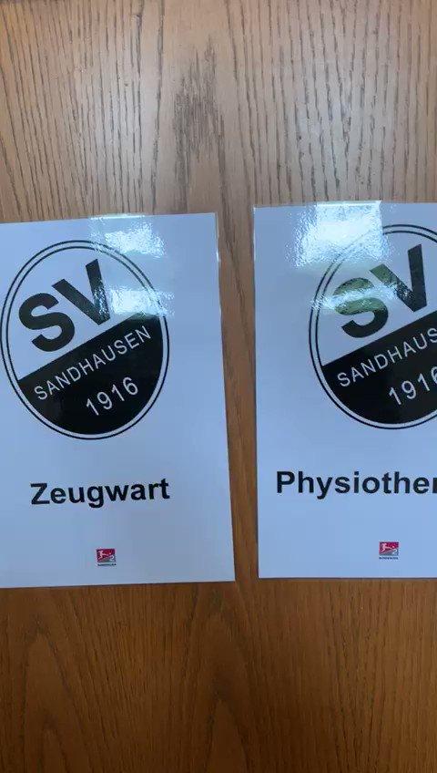 SV Sandhausen 1916 e.V. @SV_Sandhausen