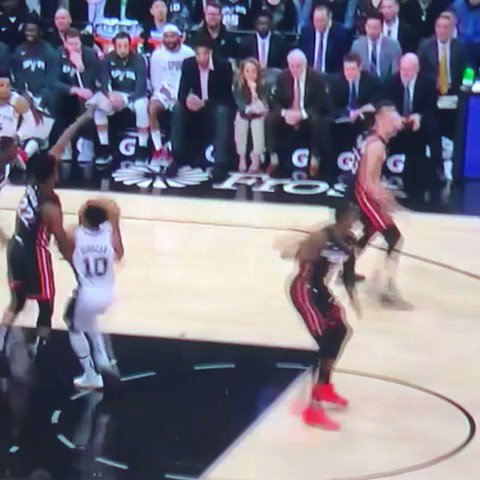 @MiamiHEAT excellent defense from Bam