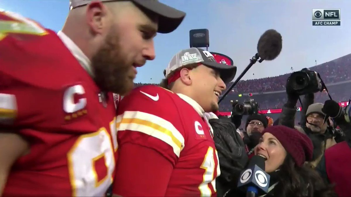 Titans vs. Chiefs: Travis Kelce drops F-bomb over Mahomes on live TV