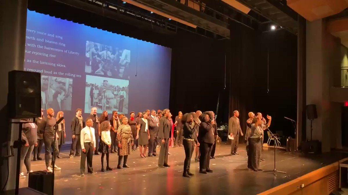Inspiring and uplifting performances @ tonight's <a target='_blank' href='http://twitter.com/ArlingtonVA'>@ArlingtonVA</a> 2020 Tribute to Rev. Dr. Martin Luther King, Jr. <a target='_blank' href='https://t.co/ekCH3n1fcm'>https://t.co/ekCH3n1fcm</a>