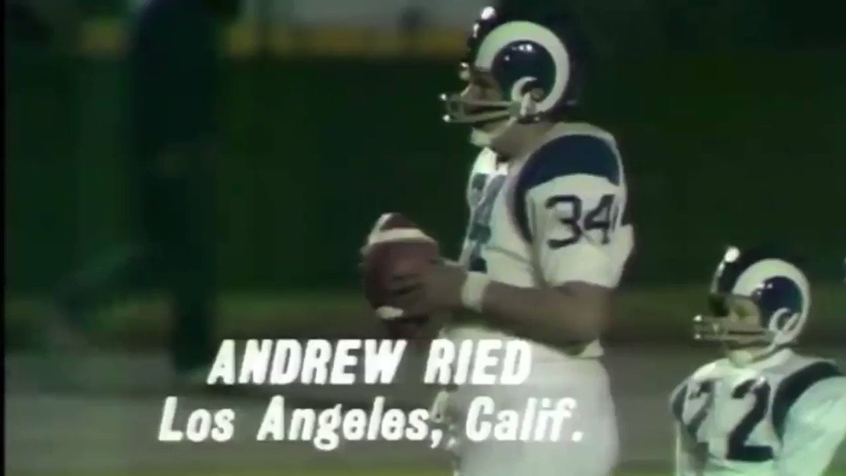 Image for the Tweet beginning: Andy Reid's throwing arm: age