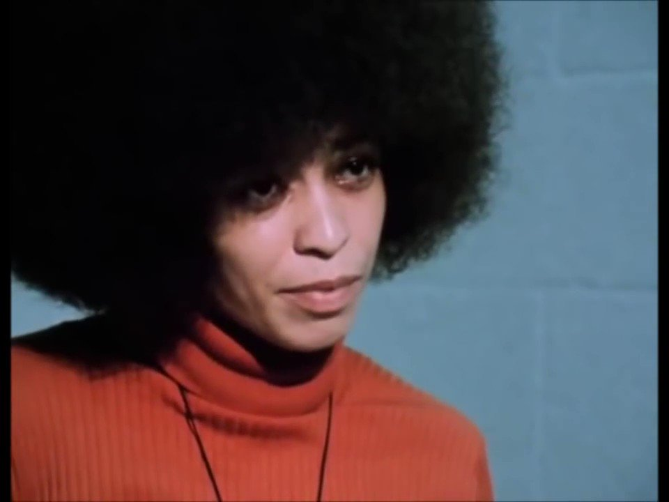 @zellieimani's photo on Angela Davis