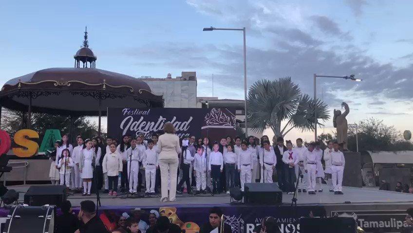 #Reynosa unidos a una sola voz.#TamAUnaSolaVoz #TradicionesYRaíces