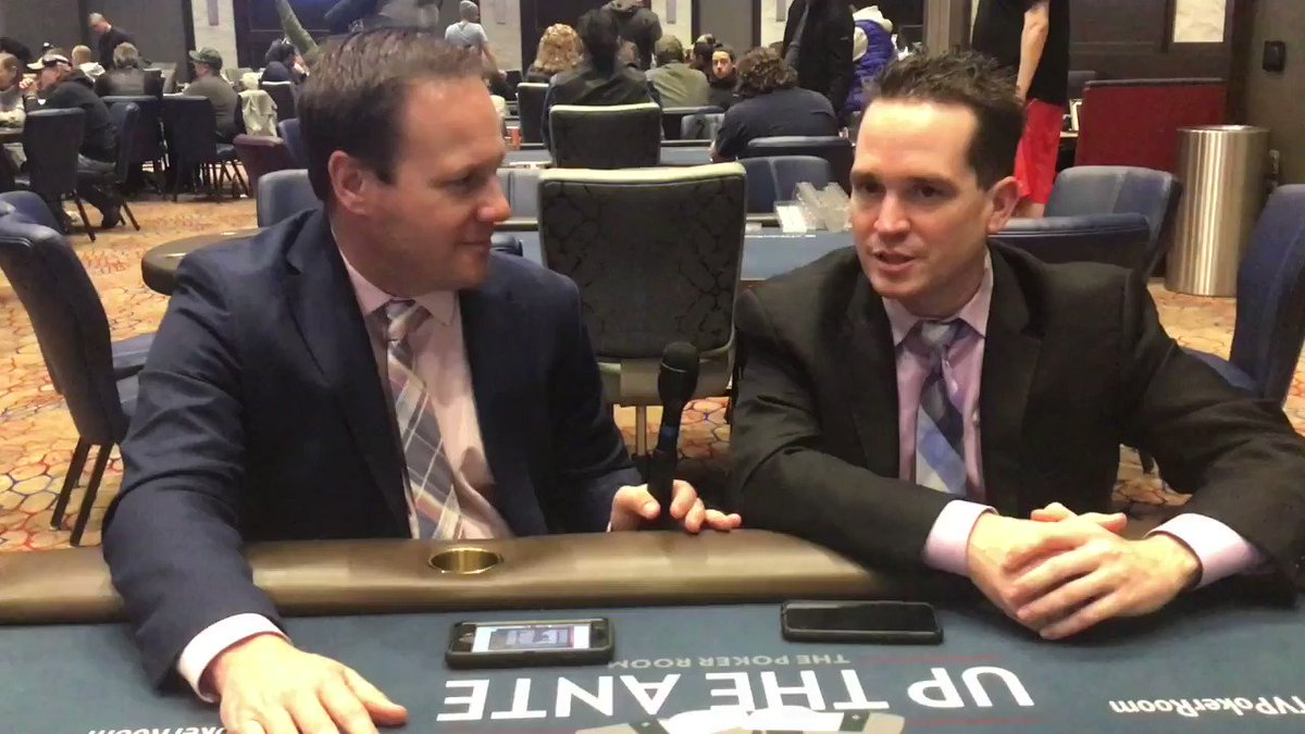 .@BenErwinPoker & @TheJustinHammer Review the @WSOP Circuit Ring Winners @TVPokerRoom