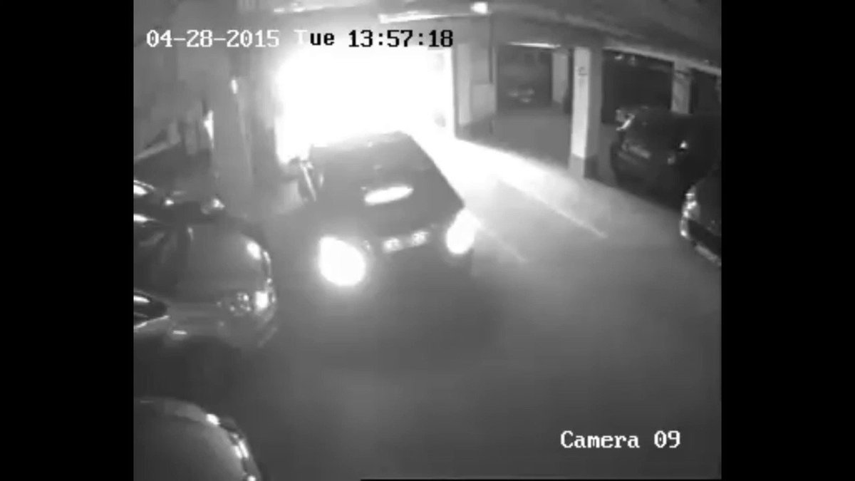 Bulgaria's prosecutor has made available videos of an unidentified person inside the underground garage where Bulgarian entrepreneur Emilian Gebrev's car was parked on the day he fell into a coma in a suspected GRU poisoning.