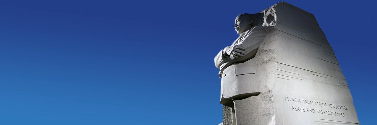 As he served, let us serve. Happy Martin Luther King Jr. Day.