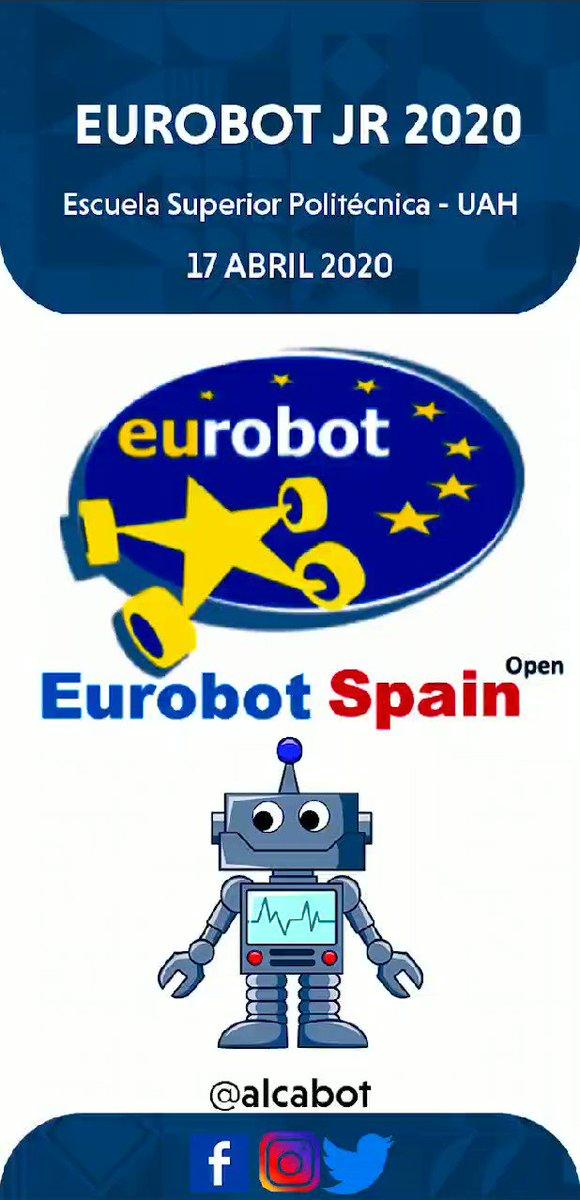 Image for the Tweet beginning: ¡COMIENZA LA CUENTA ATRÁS, EUROBOT