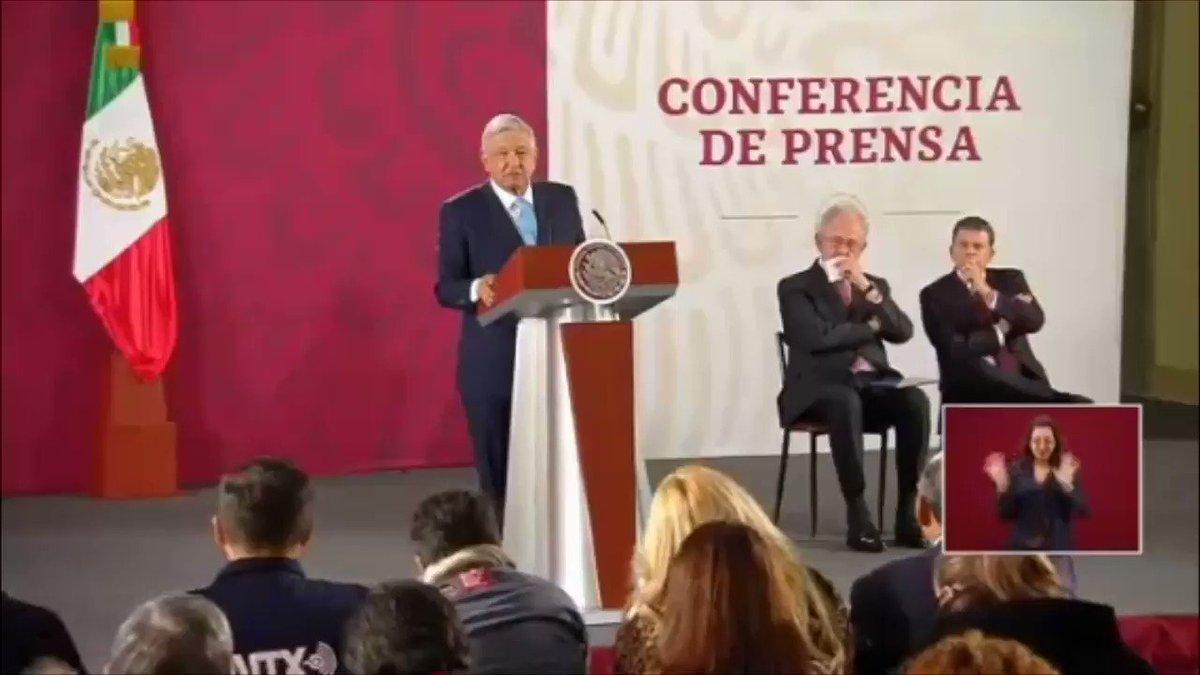 Image for the Tweet beginning: 🔴 Mi gobierno no es
