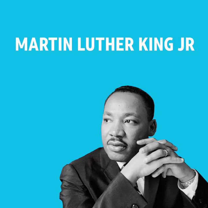 Remembering the wisdom and leadership of Dr. Martin Luther King, Jr. #MLKDay #ATT