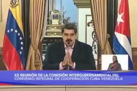 CUBA tendrá voz y VOTO en Consejo de Ministros, MADURO en DELITO de TRAICIÓN A LA PATRIA entrega nuestra soberanía a Cuba, ya en las FANB existen oficiales cubanos con comando de tropa, el SAREN es controlado por Cuba y ahora encarga al EMBAJADOR de CUBA para Consejo de Ministros